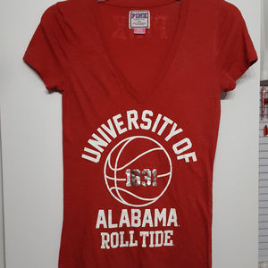 Alabama RTR Tee from Pink/VS